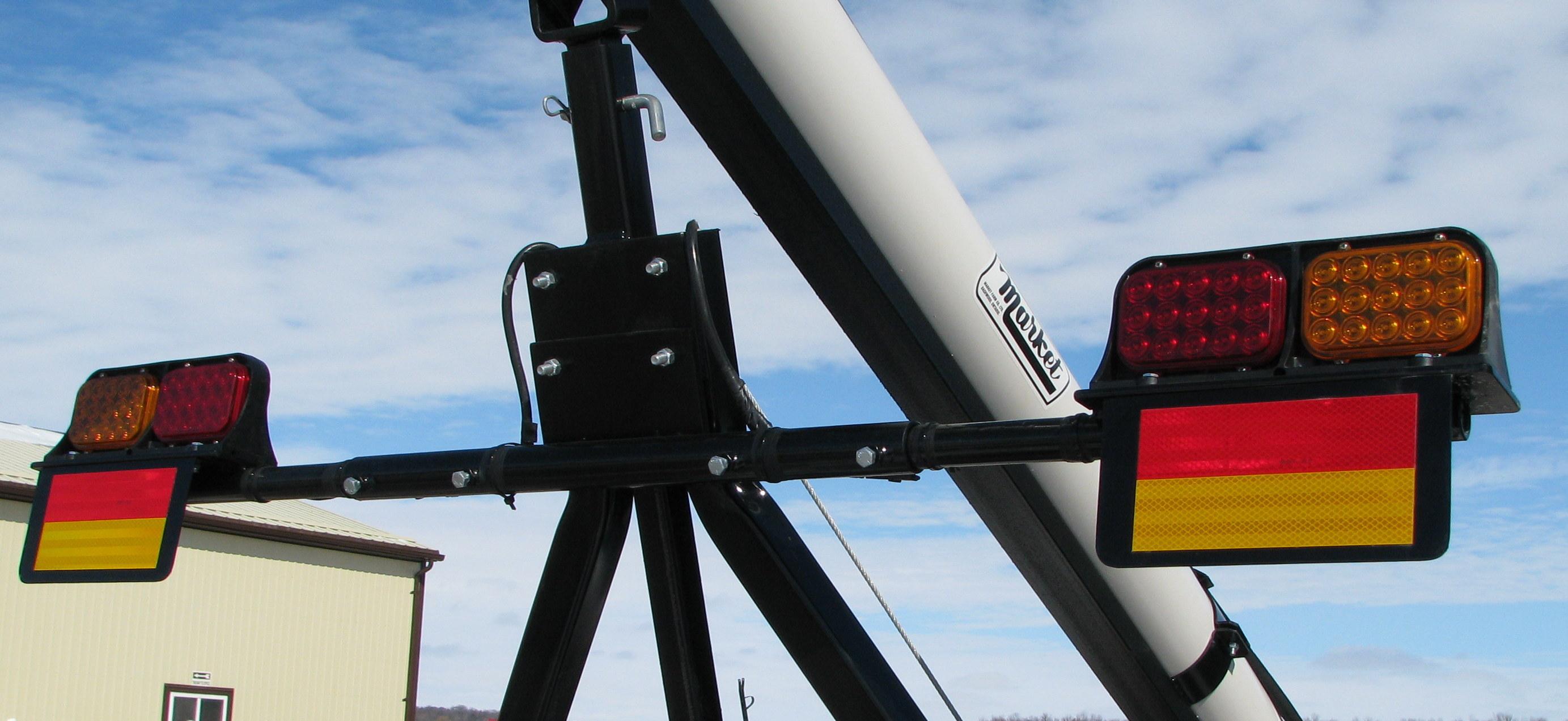 Light Equipment Transport : Market  plastic transport augers advantage