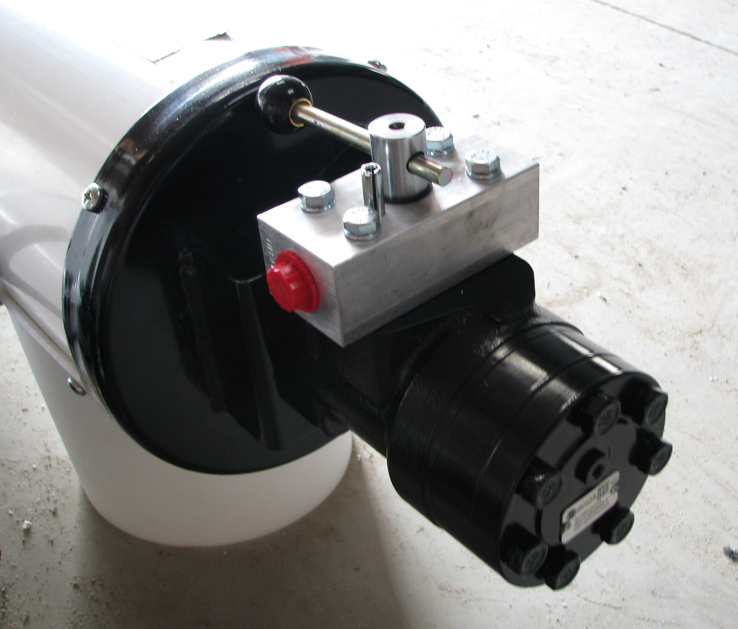 Market for Hydraulic auger motor for sale